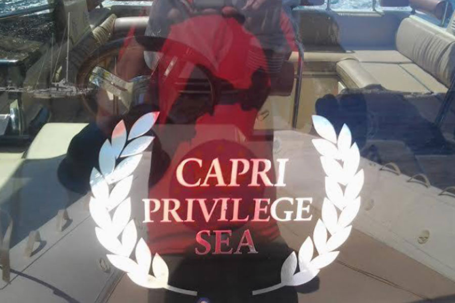 Capri Privilege Sea
