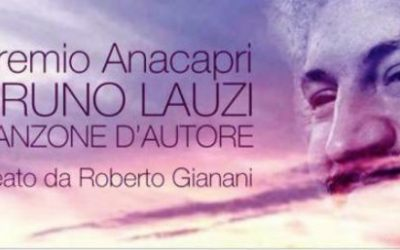 The Bruno Lauzi Prize at its tenth anniversary, in Anacapri the celebration on August 24th