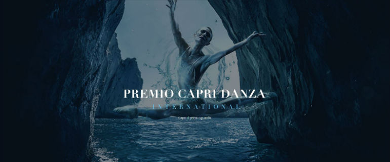 Fifth edition of the Prize Capri Danza International